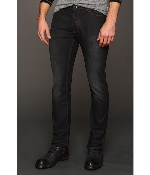 Blugi John Varvatos - Coated Jefferson Bowery Jean - Ink