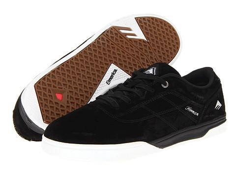Adidasi Emerica - The Herman G6 - Black/White