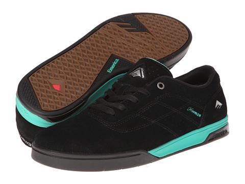 Adidasi Emerica - The Herman G6 - Black/Teal