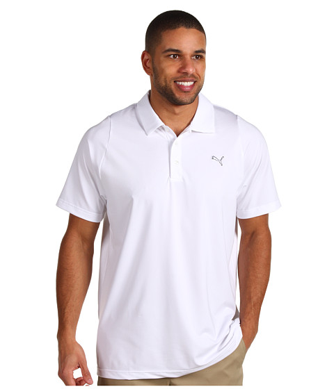 Tricouri PUMA - Golf Duo Swing Polo \13 - White