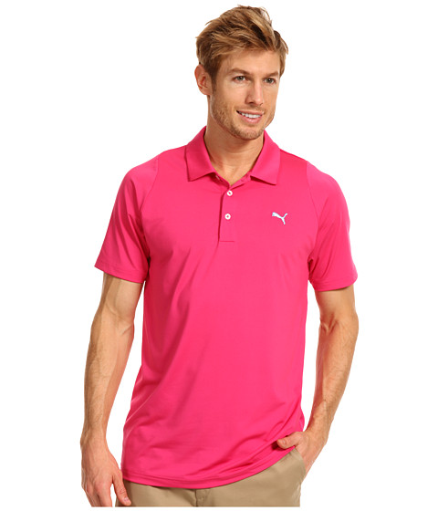 Tricouri PUMA - Golf Duo Swing Polo \13 - Cabaret