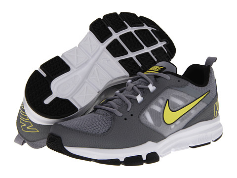 Adidasi Nike - Air Velocitrainer - Stealth/Cool Grey/White/Sonic Yelllow