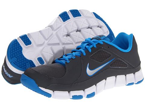 Adidasi Nike - Flex Show TR - Dark Grey/Blue Hero/Metallic Silver
