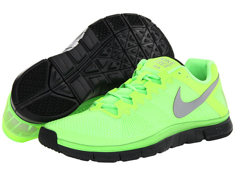 Adidasi Nike - Free Trainer 3.0 - Flash Lime/Black/Reflective Silver