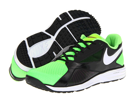 Adidasi Nike - Lunar Edge 15 - Black/Electric Green