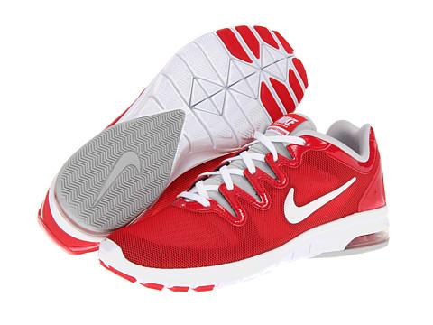 Adidasi Nike - Air Max Fusion - Hyper Red/Strata Grey/Anthracite/White