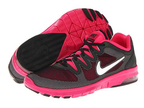 Adidasi Nike - Air Max Fusion - Black/Pink Force/Pure Platinum/Metallic Summit White