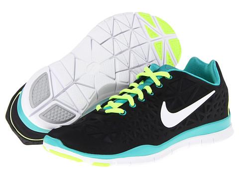 Adidasi Nike - Free TR Fit 3 - Black/Sport Turquoise/Volt/White