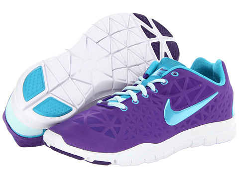 Adidasi Nike - Free TR Fit 3 - Electro Purple/Teal Tint/Violet Frost/Gamma Blue