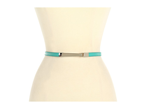 Curele Lodis Accessories - Del Rey Adjustable Hook Pant Belt - Mint