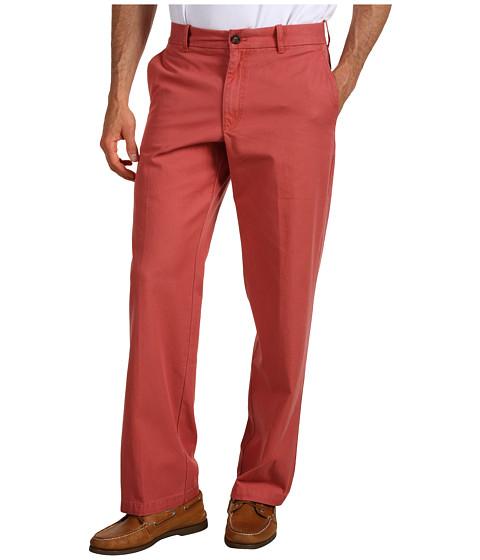 Pantaloni IZOD - Saltwater Straight Fit Chino - Nantucket Red
