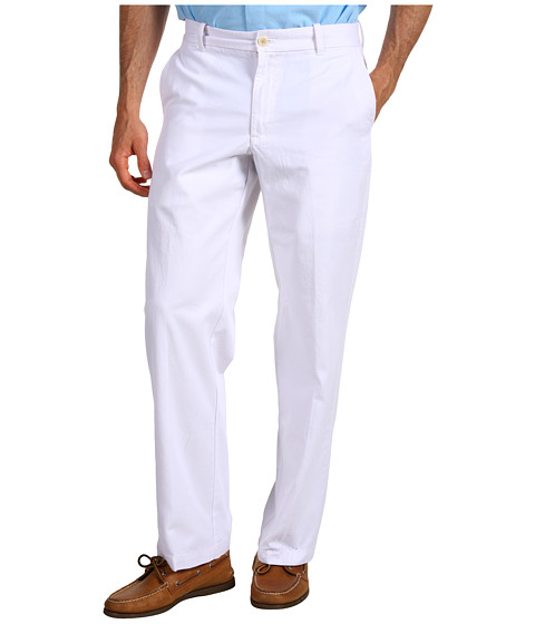 Pantaloni IZOD - Saltwater Straight Fit Chino - White