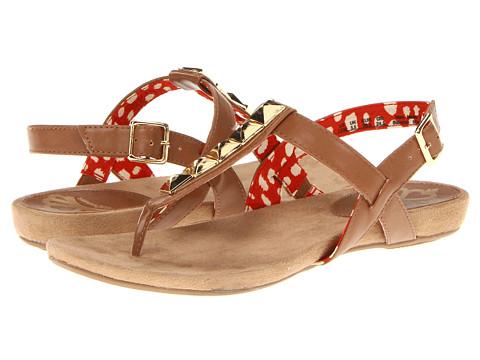 Sandale Fergalicious - Favorite - Tan