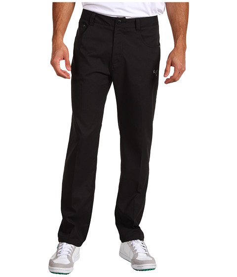 Pantaloni PUMA - Golf 5-Pocket Tech Pant \13 - Black
