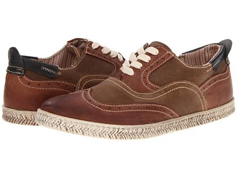 Adidasi Steve Madden - Henryy - Tan Leather