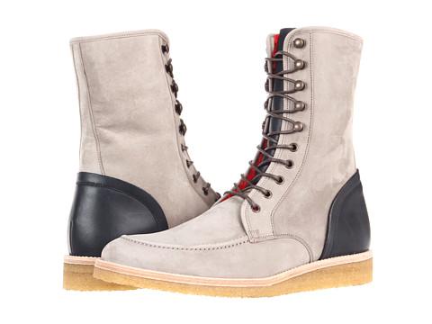 Pantofi Marc Jacobs - Ankle Boot - Grey/Navy