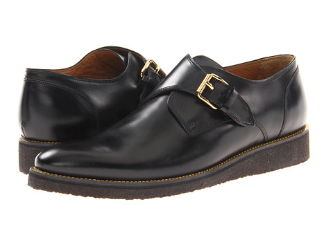 Pantofi Marc Jacobs - Monkstrap - Black