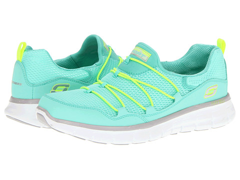 Adidasi SKECHERS - Synergy - Loving Life - Mint