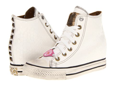 Adidasi SKECHERS - Daddy\s Money - Gimme Mucho Dinero - White