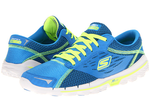 Adidasi SKECHERS - GOrun 2 - Blue/Yellow