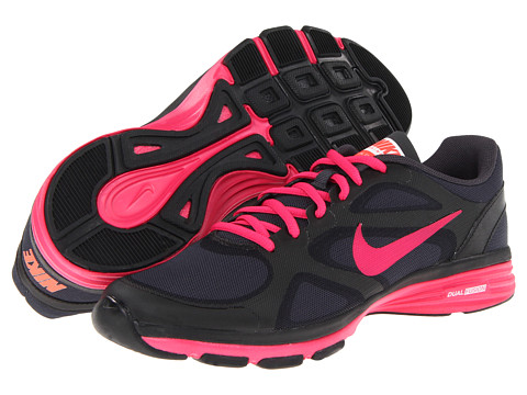 Adidasi Nike - Dual Fusion TR - Anthracite/Black/Total Crimson/Pink Force