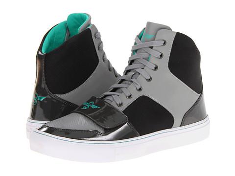 Adidasi Creative Recreation - Cesario X - Grey/Black Charcoal