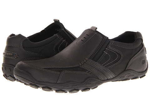 Adidasi SKECHERS - Pebble - Castro - Black