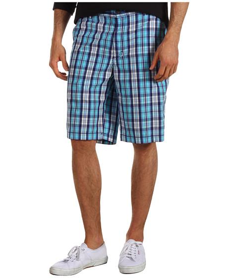Pantaloni IZOD - Plaid Poplin Short - Blue Radiance