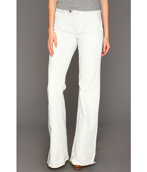 Blugi Diesel - Flairlegg L.34 Wide Leg 889U - Off White