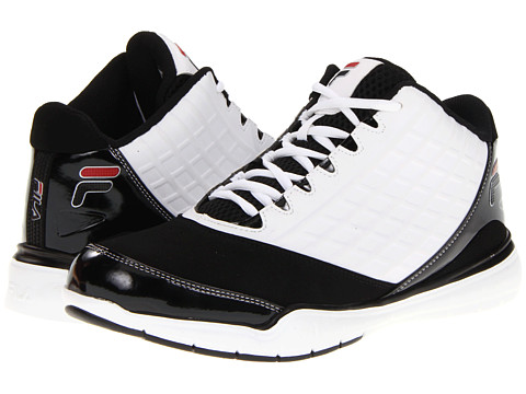 Adidasi Fila - FlexNet 2 Memory - White/Black/Chinese Red