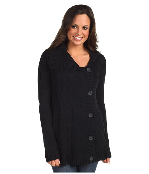 Bluze Oakley - Hut Sweater Coat - Jet Black