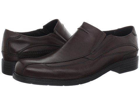 Pantofi Clarks - Medina - Brown Leather