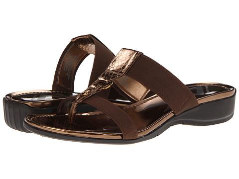 Sandale Anne Klein - 7Kiera - Bronze/Bronze Fabric