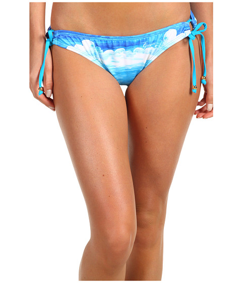 Costume de baie GUESS - Riviera Rendezvous Tunnel Side Pant - Multi