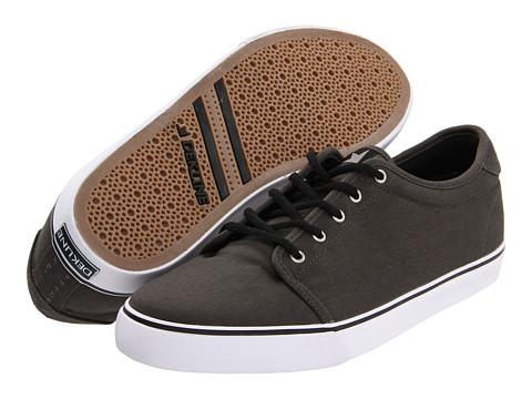 Adidasi Dekline - Santa Fe - Black/White
