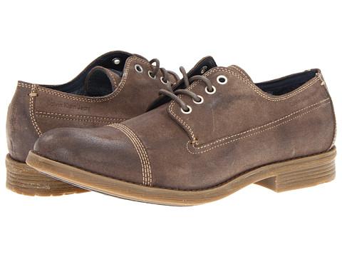 Pantofi Calvin Klein - Vester - Taupe Suede