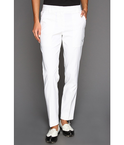 Pantaloni PUMA - Golf Tech Pant \13 - White
