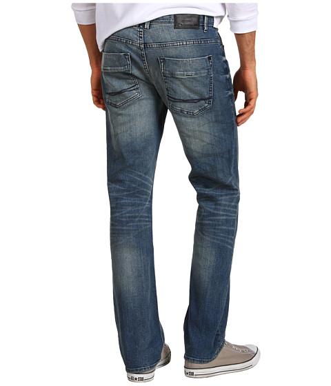Blugi Calvin Klein - Rocker Slim Straight Jean in Silt Indigo - Silt Indigo