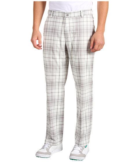 Pantaloni Nike - Nike Golf Tartan Pant - Sport Grey/Sport Grey