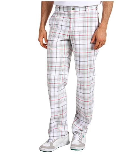Pantaloni Nike - Nike Golf Tartan Pant - Fiberglass/Tarp Green