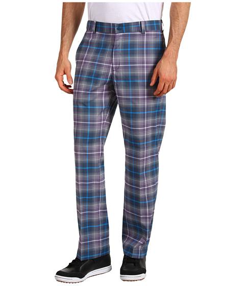 Pantaloni Nike - Nike Golf Tartan Pant - Squadron Blue/Photo Blue