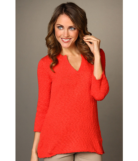 Bluze Tommy Bahama - Windsor Pullover - Bright Coral
