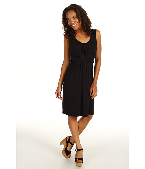 Rochii Tommy Bahama - Tambour Grecian Dress - Black
