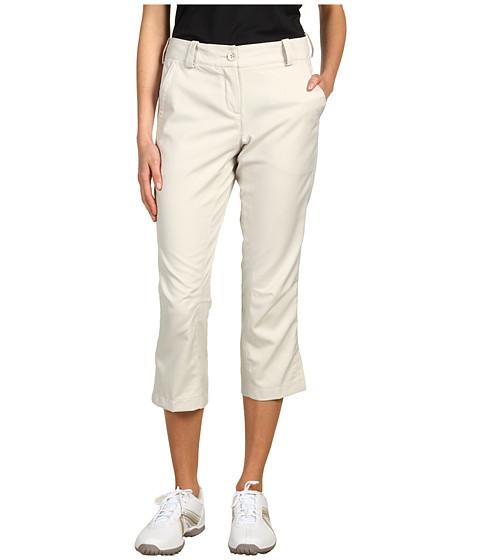 Pantaloni Nike - Modern Rise Tech Crop Pant - Light Bone/Light Bone