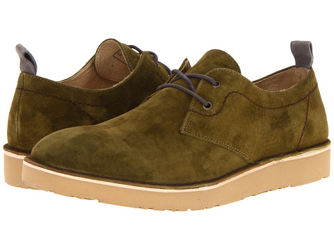 Pantofi Hush Puppies - Creeper - Green WF Suede