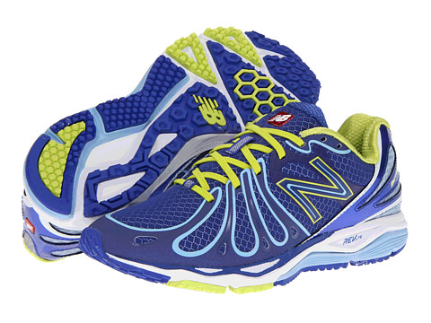 Adidasi New Balance - W890V3 - Blue/Green