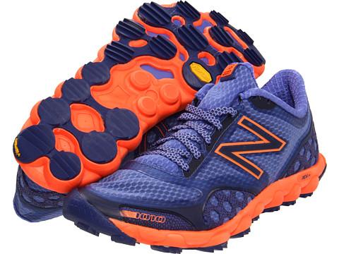 Adidasi New Balance - WT1010 - Baja Blue/Orange