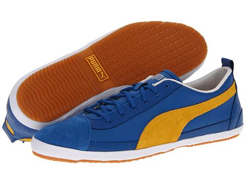 Adidasi PUMA - Serve Pro L/S - Snorkel Blue/Team Yellow/Limestone