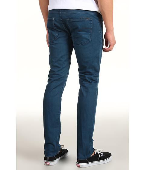 Pantaloni G-Star - 3301 Super Slim Jean in Dark Teal - Dark Teal