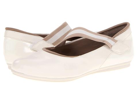 Balerini Easy Spirit - Gilsan - Off-White Multi Leather